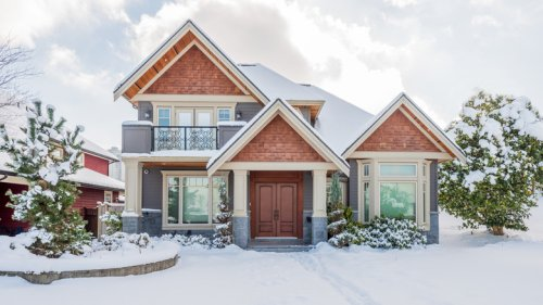 Why Winter Might Be The Best Time To Buy A House