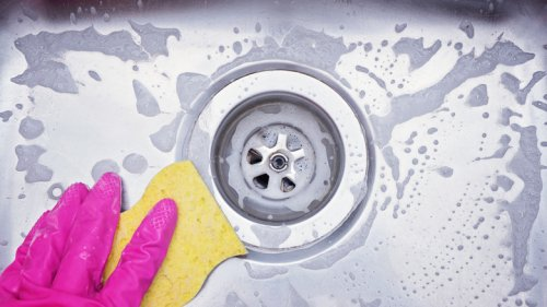 This Is What's Really Causing Your Drain To Stink