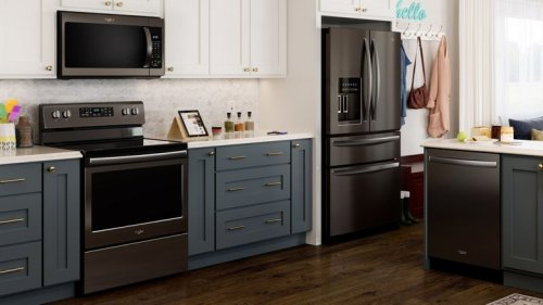 The Hidden Downsides To Black Stainless Steel Appliances