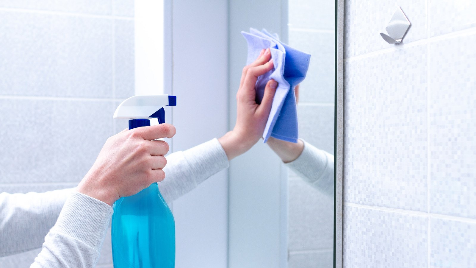 The One Mirror Cleaning Trick You Need To Know