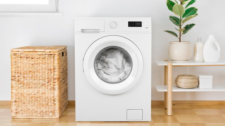 Things You Had No Idea You Can Clean In Your Washing Machine