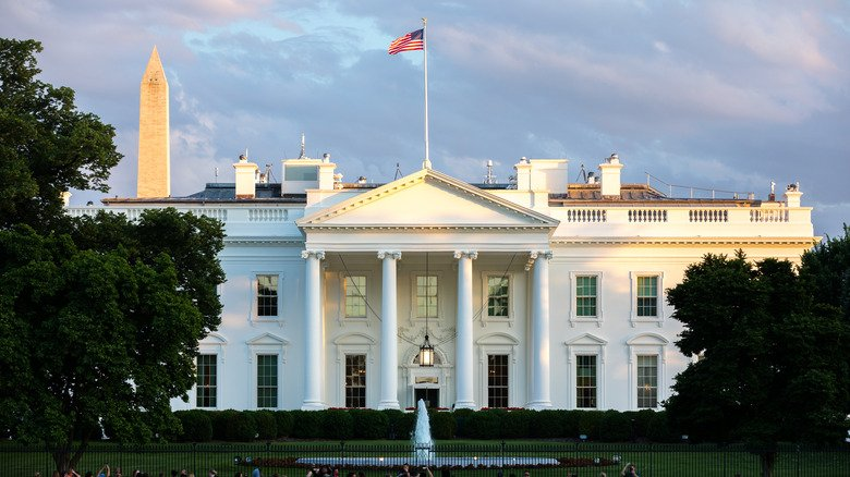 The Real Meaning Behind These Famous Rooms Of The White House