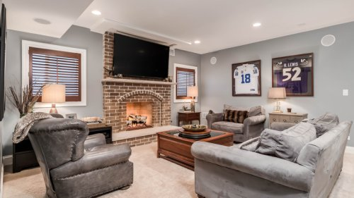 10 Genius Tips For Placing Your TV Over A Fireplace