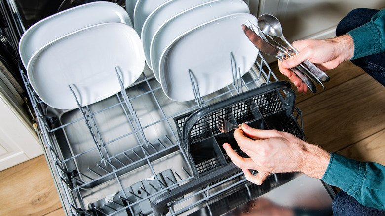 You've Been Loading Your Dishwasher All Wrong This Entire Time