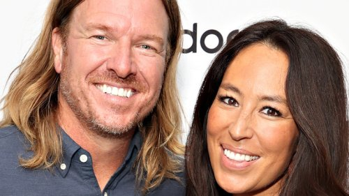 The Real Reason Chip And Joanna Gaines Painted Their Nursery Gray