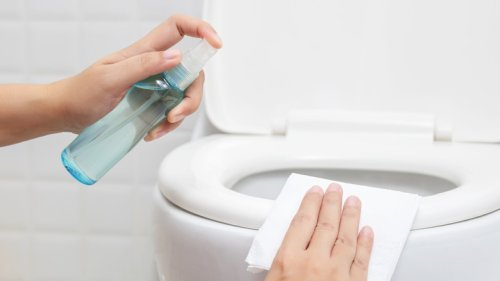 Toilet Cleaning Mistakes You've Been Making This Whole Time