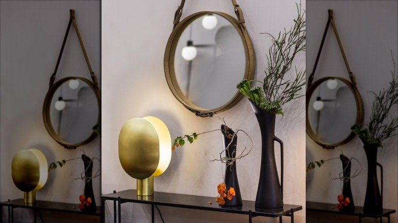 The Sneaky Way To Brighten Up A Windowless Hallway