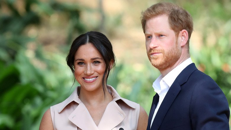 How Harry And Meghan's CA Home Is Different Than Their Royal Home