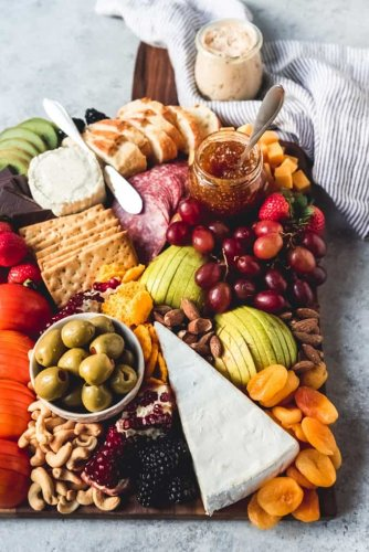 How to Make the Best Fruit and Cheese Platter - House of Nash Eats