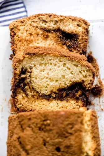 Easy Cinnamon Swirl Quick Bread - House of Nash Eats