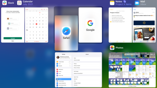 How to Use the Multitasking Features on iPad