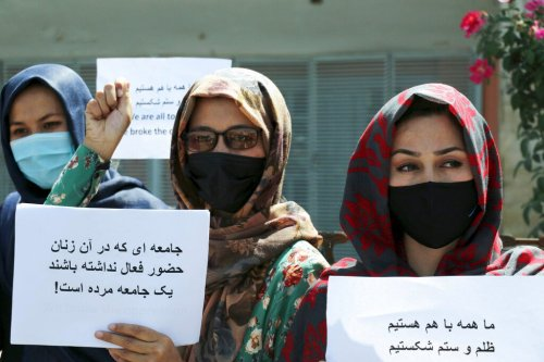How the International Community Can Protect Afghan Women and Girls