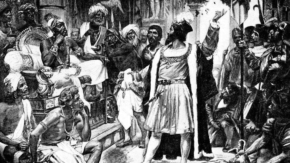 Vasco da Gama, Portugal's Columbus, Is Just as Controversial