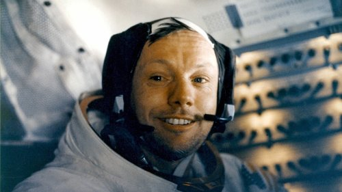 Humble Hero: Why Neil Armstrong Became the First Man on the Moon