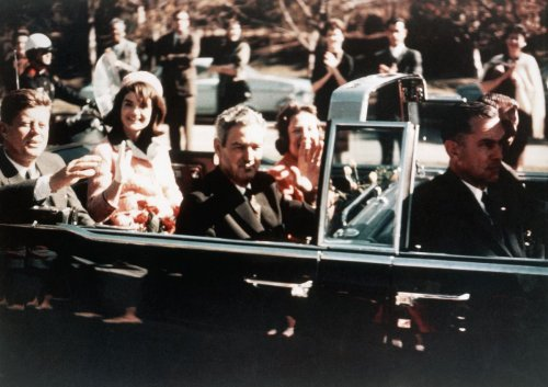 10 Conspiracy Theories About the JFK Assassination