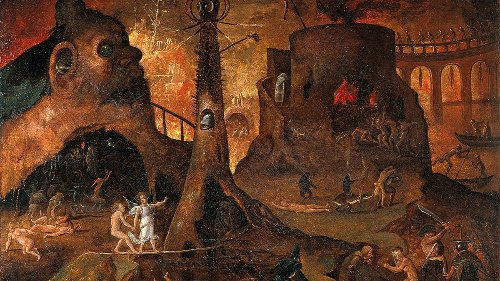 A Short History of Hell