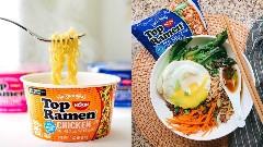 Discover ramen noodles