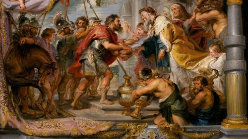 Who Was the Mysterious Melchizedek in the Bible?