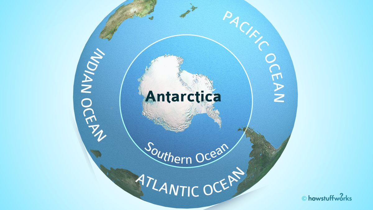 5 Things You Should Know About the 'New' Southern Ocean