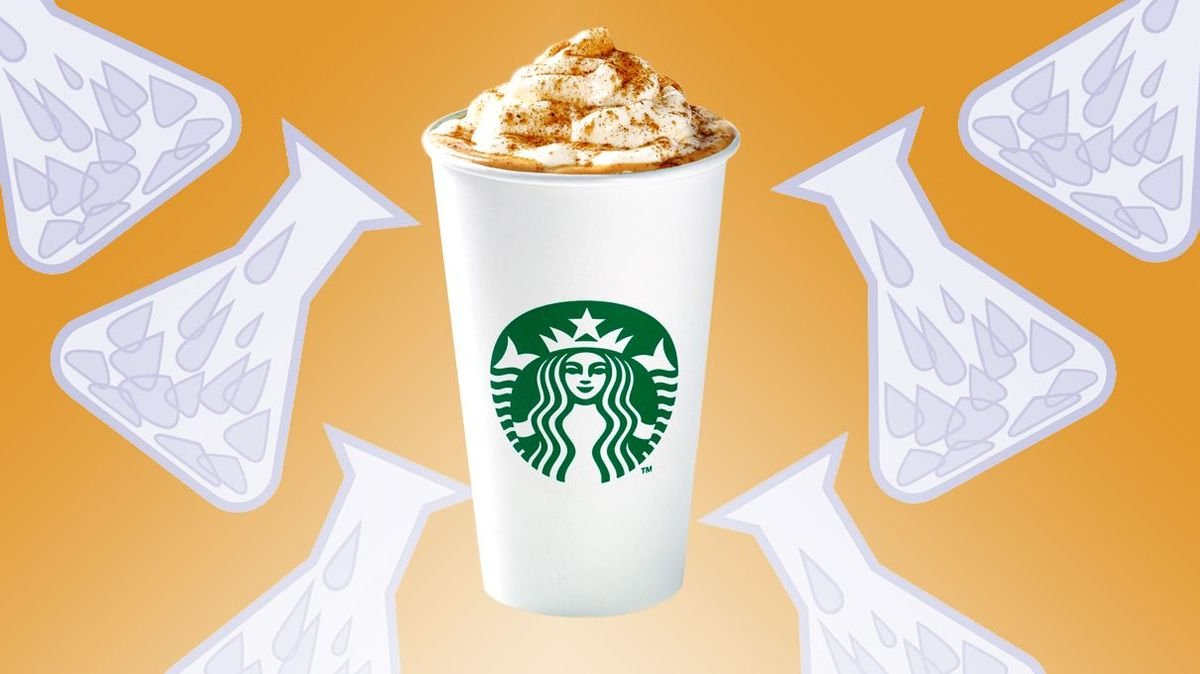 Here's What's Really in Your Pumpkin Spice Latte