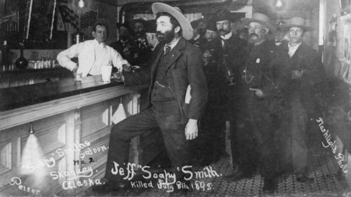6 Famous Outlaws of the Wild, Wild West