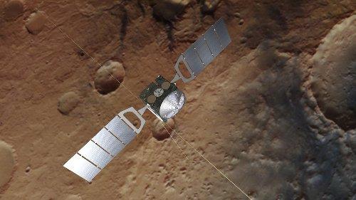 Mars Has an Actual Lake