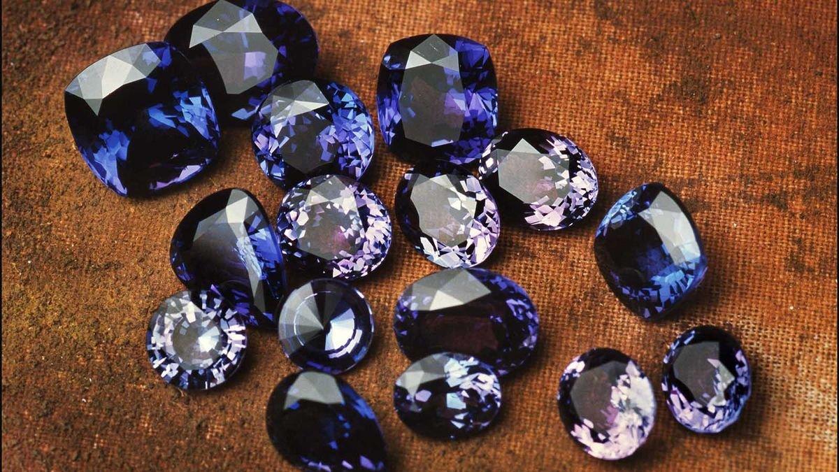 Tanzanite Is Africa's Real Blue Diamond