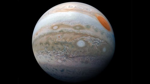 Jupiter: Anatomy of a Gas Giant