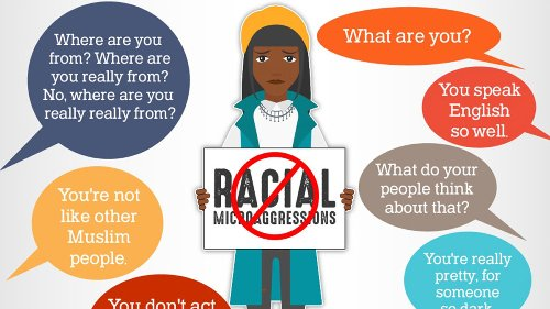 What's Considered a Microaggression?