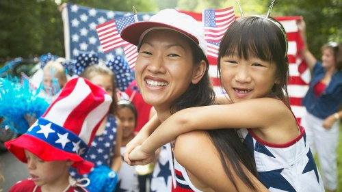 Why Americans Are So Crazy About the Flag