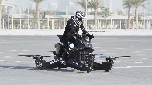 The Hoverbike: The Future of Flight?