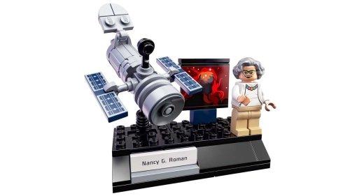 LEGO 'Women of NASA' Set Honors Trailblazers in STEM