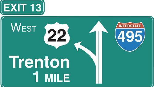 What's the Secret Behind the Numbers on the Interstate Signs?