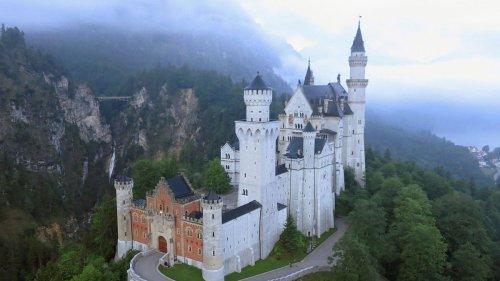 The Strange History of Neuschwanstein Castle is No Disney Fairy Tale