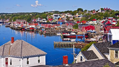 Why Does Nova Scotia Have a Latin Name?