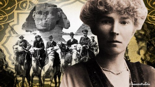 Gertrude Bell Was Victorian England's 'Female Lawrence of Arabia'