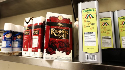 What's the Difference Between Kosher Salt and Table Salt?