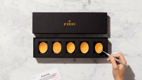 Would You Pay $56 for Five Potato Chips?