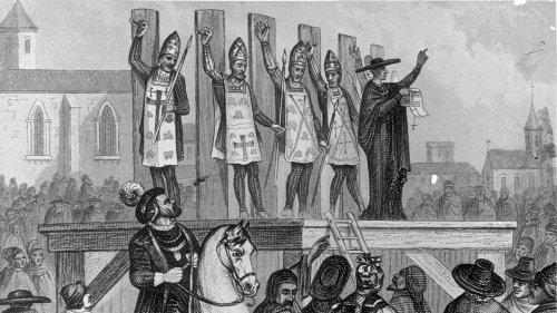 10 Medieval Torture Devices