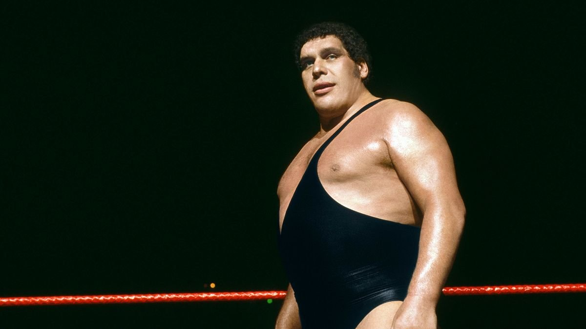 Why André the Giant Was Larger Than Life