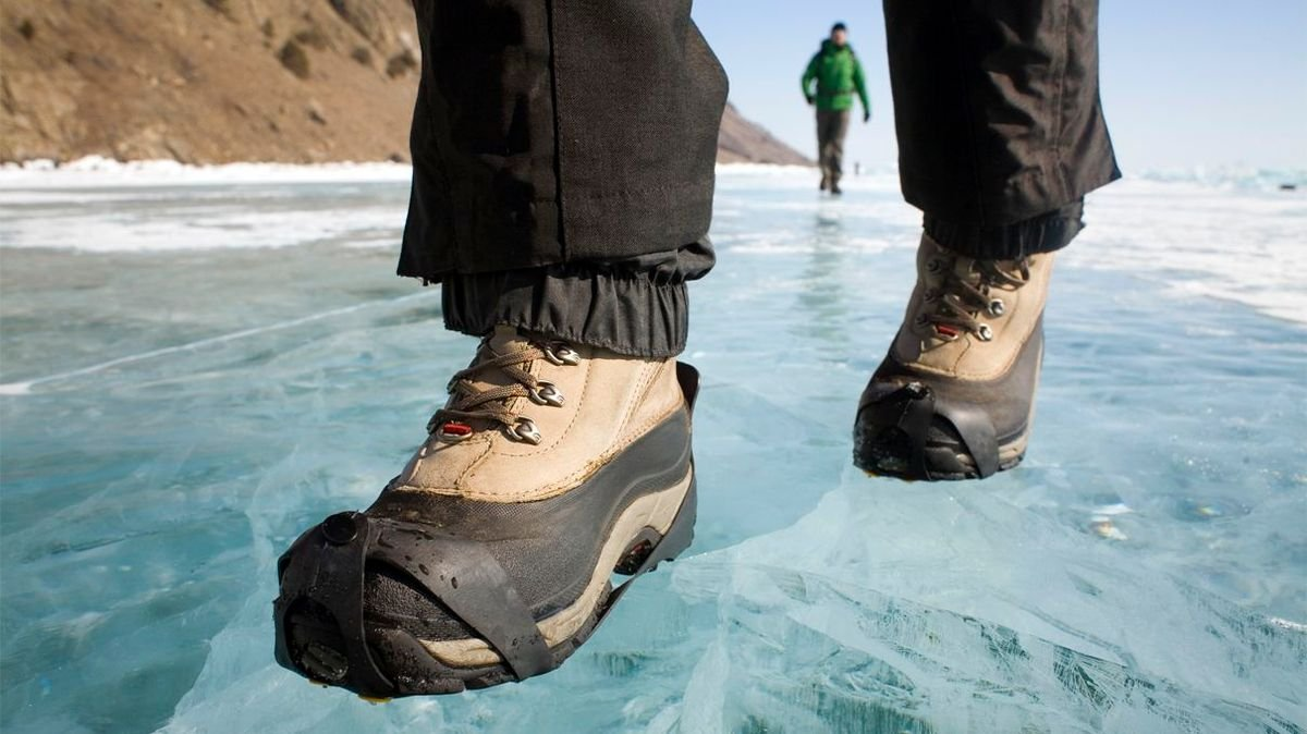 What Makes Ice Slippery?