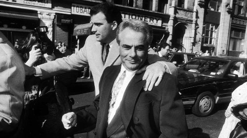Mob Boss John Gotti Never Lived Up to His 'Teflon Don' Nickname