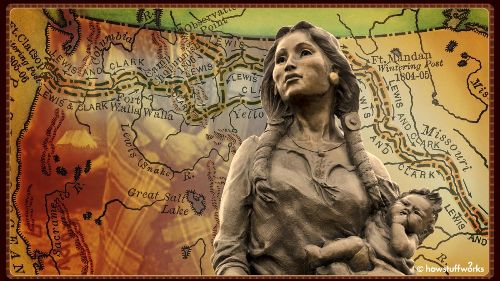 How a Teenage Sacagawea Guided the Lewis and Clark Expedition Into Immortality