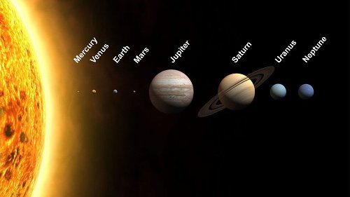 What's the Order of the Planets in the Solar System?