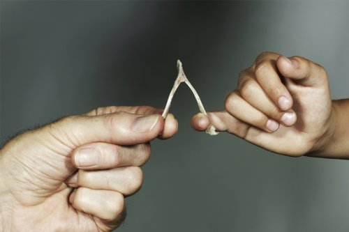 Why Are Wishbones Supposed to Be Lucky?