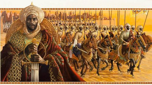 African King Mansa Musa Was Even Richer Than Jeff Bezos, Some Say