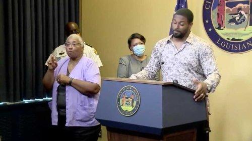 Saints' Cam Jordan, city leaders announce new anti-racism training for NOPD