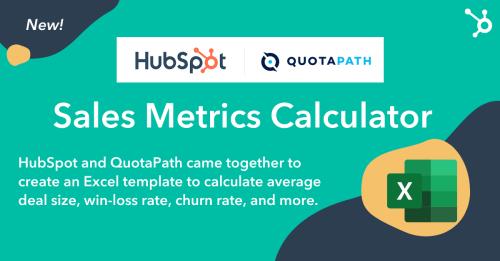 Sales Metrics Calculator – Free Download