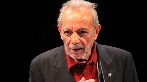 JOSÉ LUIS GÓMEZ recibe el Premio MÁLAGA de TEATRO como reconocimiento a su trayectoria