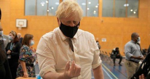 Boris Johnson Leaves Door Open To Another Winter Lockdown